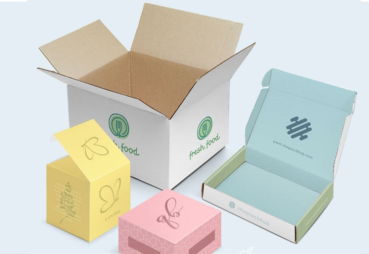 Die Cut Boxes
