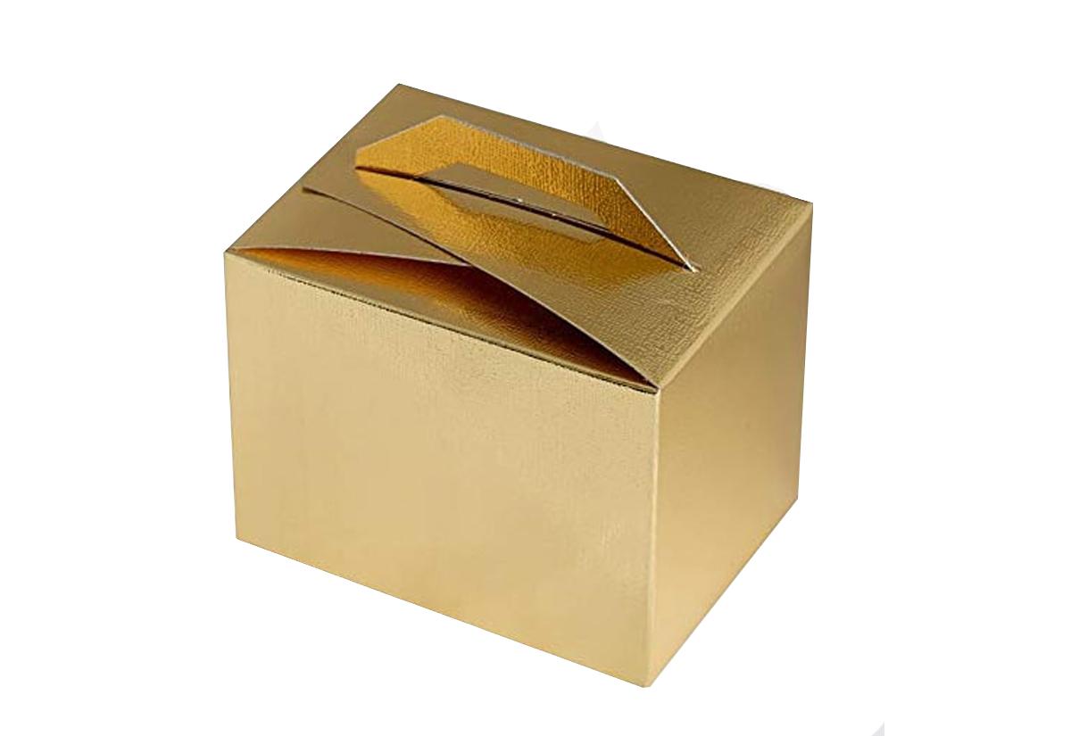 Gold Foil Boxes