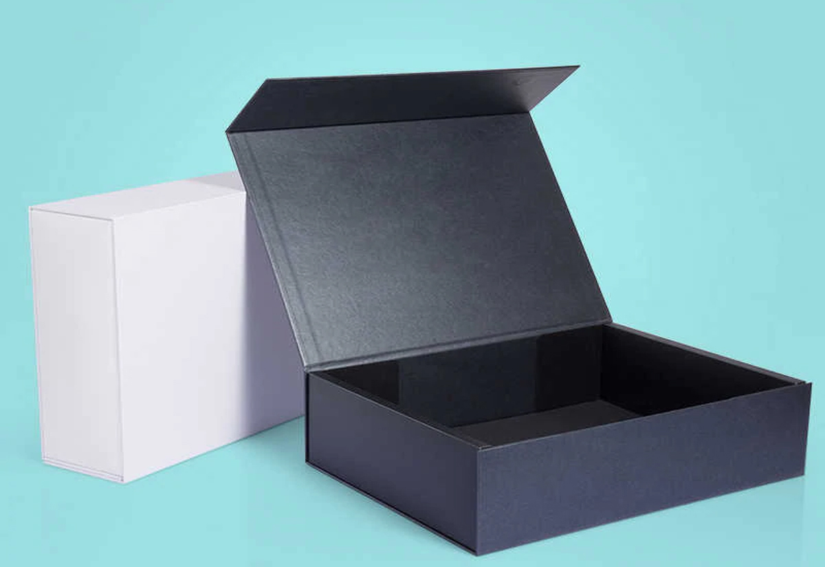 Single Color Rigid Box