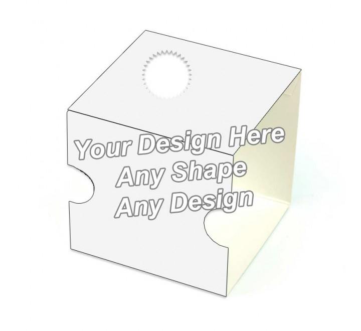 Die Cut - CreamButter Packaging