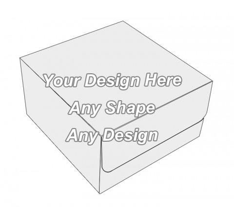 Cardboard - Thread Packaging Boxes