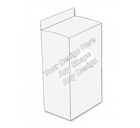 Die Cut - Hair Serum Packaging Boxes