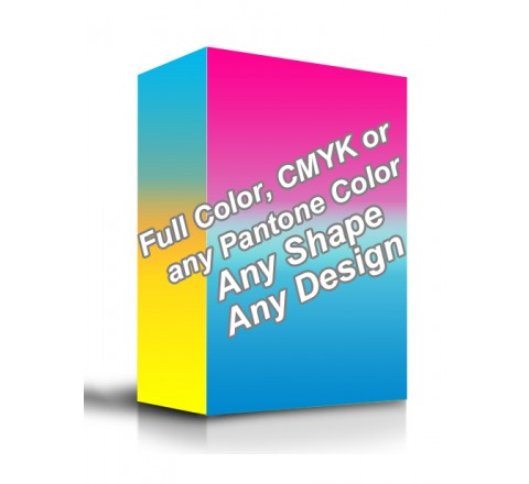 Full Color - Software Packaging Boxes