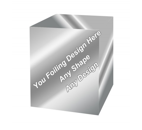 Silver Foiling - Mobile Accessory Packaging Boxes